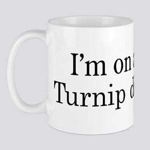Turnip diet Mug