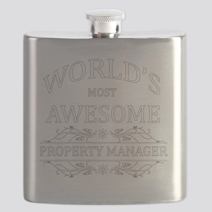 property manager Flask