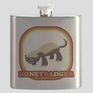 Honey Badger Flask