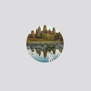 Angkor Wat Mini Button