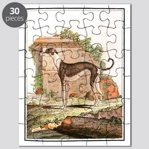 Dog (Greyhound) Puzzle
