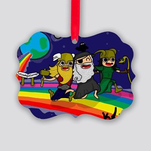 Norse Pride Picture Ornament