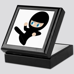 Womb Ninja Keepsake Box