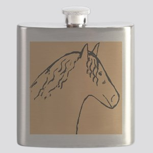 Horse Flask