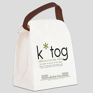 K*Tog Regular Mug Canvas Lunch Bag