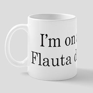 Flauta diet Mug