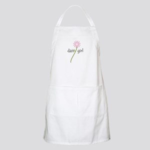 Pink Daisy Girl BBQ Apron