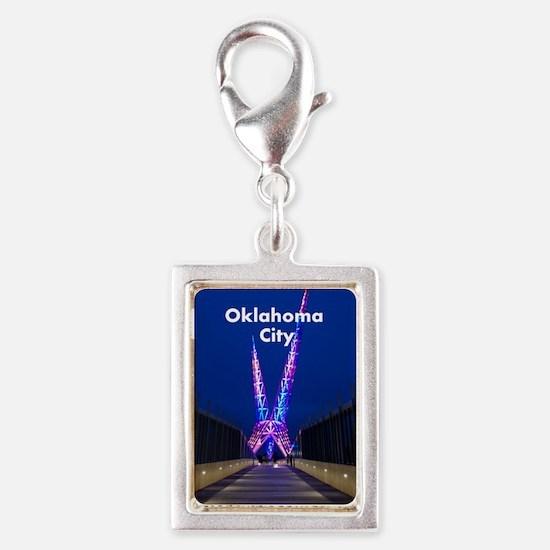 OklahomaCity_5.415x7.9688_iP Silver Portrait Charm