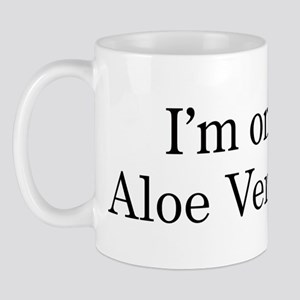 Aloe Vera diet Mug
