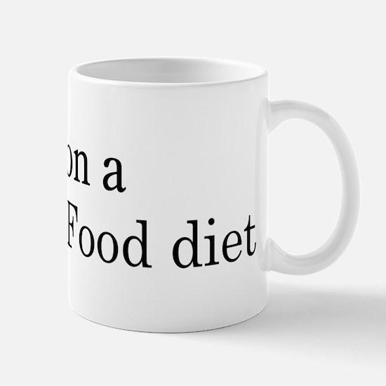 Mexican Food diet Mug