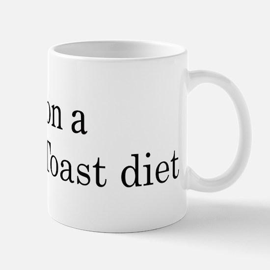 Tea And Toast diet Mug