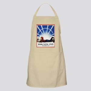 1943 Childrens Book Week Apron