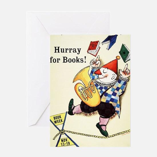 1960 Childrens Book Week Greeting Card