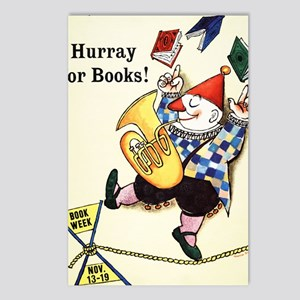 1960 Childrens Book Week Postcards (Package of 8)