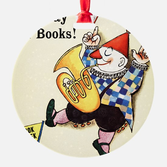 1960 Childrens Book Week Ornament