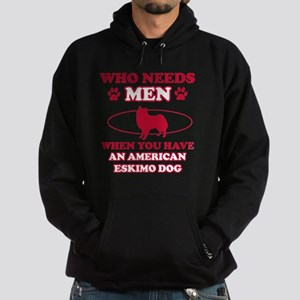 Who needs men when you have an Ameri Hoodie (dark)