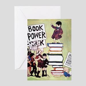 1969 Childrens Book Week Greeting Card