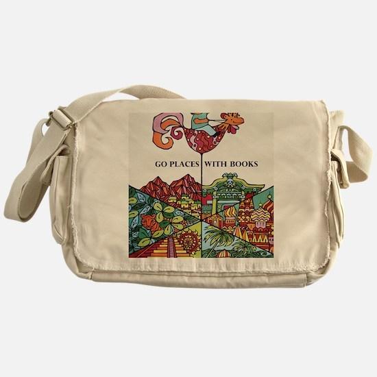 1968 Childrens Book Week Messenger Bag
