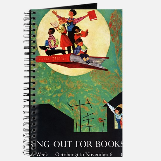 1965 Childrens Book Week Journal