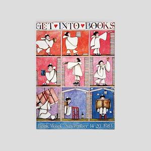 1983 Childrens Book Week 5'x7'Area Rug