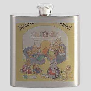 1979 Childrens Book Week Flask