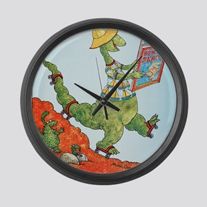 1985 Childrens Book Week Large Wall Clock