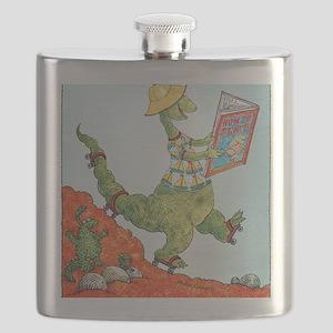 1985 Childrens Book Week Flask