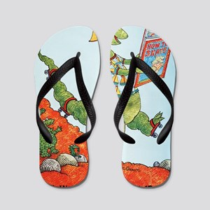 1985 Childrens Book Week Flip Flops