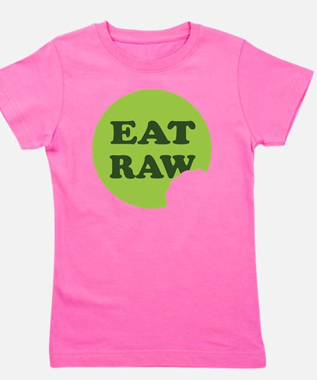 Eat Raw Girl's Tee