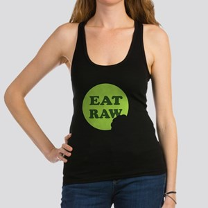 Eat Raw Racerback Tank Top