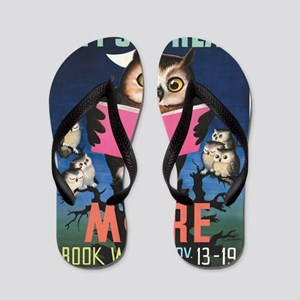 1955 Childrens Book Week Flip Flops