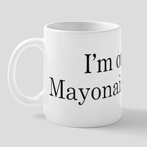 Mayonaise diet Mug