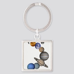 The Planets Keychains