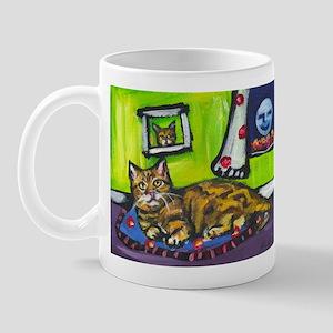 American Shorthair Red classi Mug