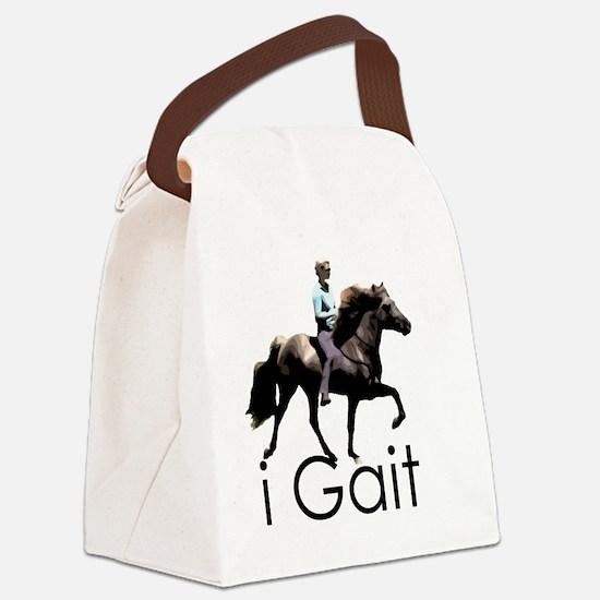 iGait Canvas Lunch Bag