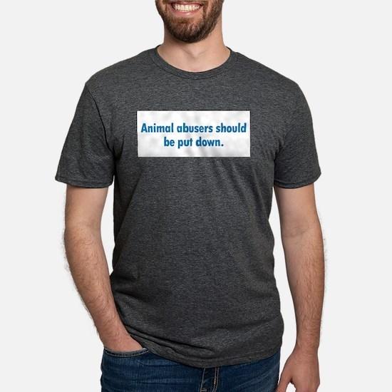 Animal Abusers T-Shirt