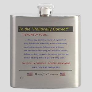 Anti-Political Correctness - Flask