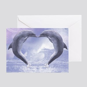dk_ Rectangular Canvas Pillow Greeting Card