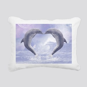 dk_pillow_case Rectangular Canvas Pillow