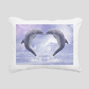 dk_pillow_case Rectangular Canvas Pillow