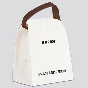 If its not a PBGV Canvas Lunch Bag