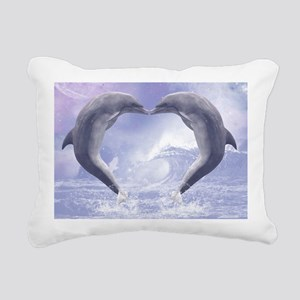 dk_laptop_skin Rectangular Canvas Pillow