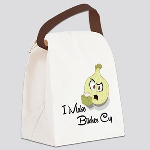 I Make Bitches Cry Canvas Lunch Bag