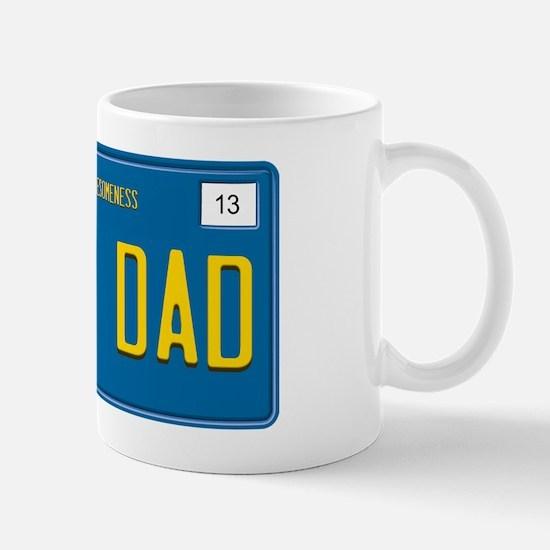 EPICDADplate Mug