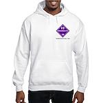 Hazardous Personality Hooded Sweatshirt