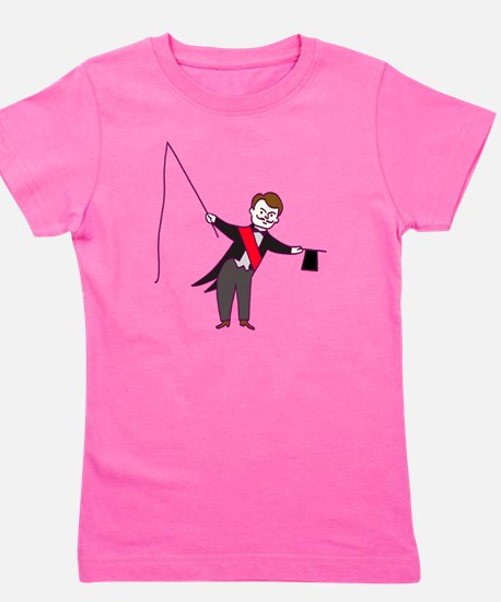 The Show goes on Girl's Tee