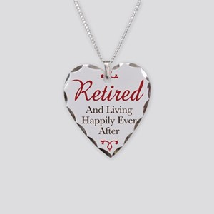 Retired Necklace Heart Charm