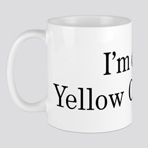 Yellow Corn diet Mug