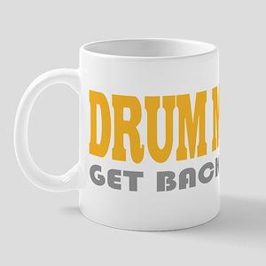 Funny Drum Major Mug