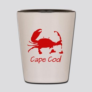 Red Crab, Casual Solid Shot Glass
